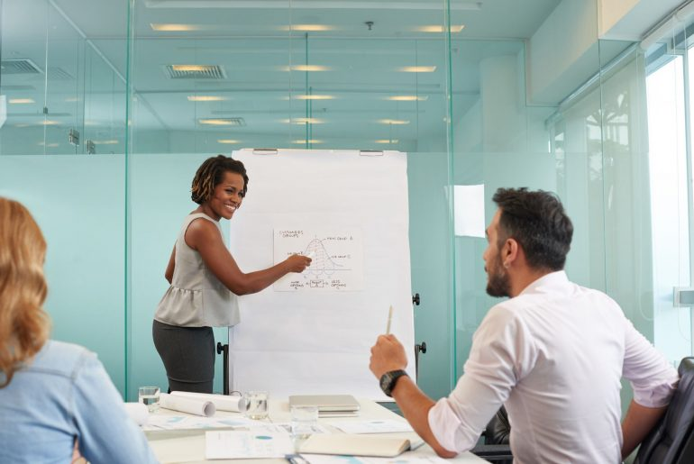mulheres na gestão